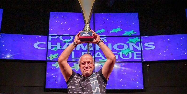 giuseppe caridi pcl poker champions league
